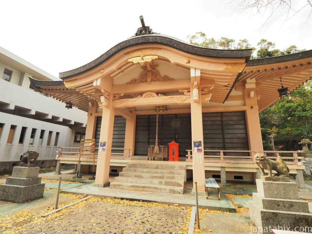 長崎 上五島町 奈良尾神社