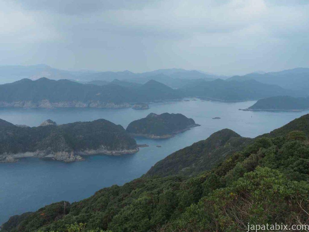 長崎 上五島町 米山展望台