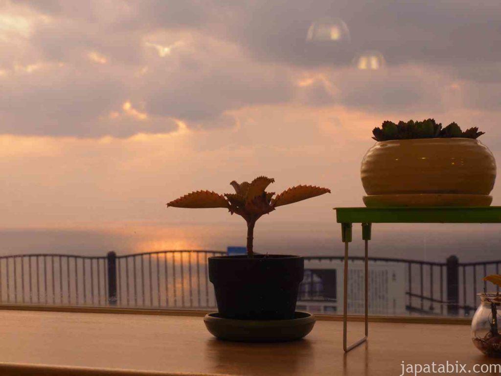 長崎 道の駅 夕陽が丘そとめ レストラン ラメール