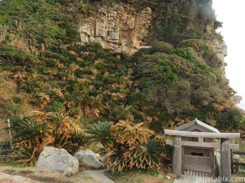 都井岬 御崎神社