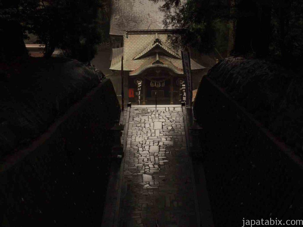 熊本 草部吉見神社 本殿