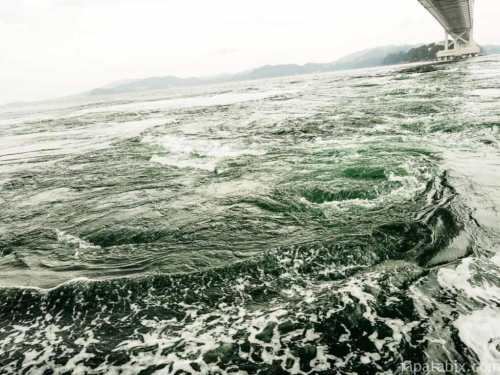 徳島 鳴門のうず潮