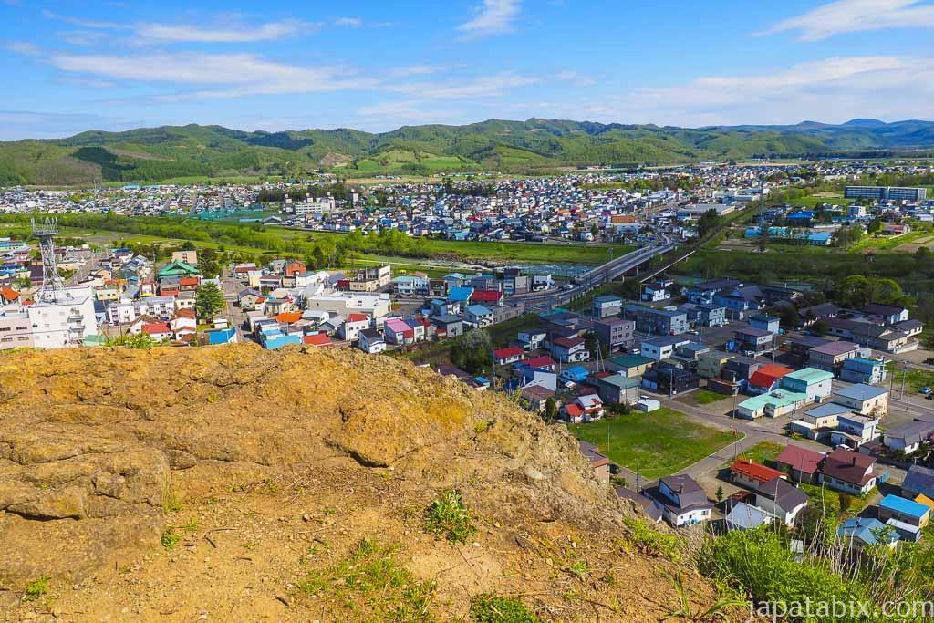 北海道紋別郡遠軽町 瞰望岩