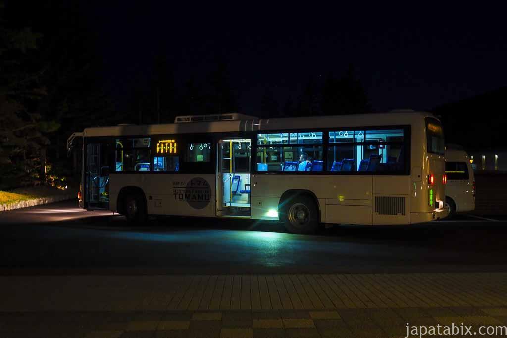 星野リゾートトマム シャトルバス