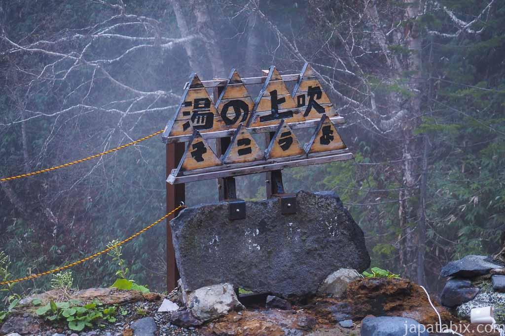 北海道上富良野町 吹上露天の湯