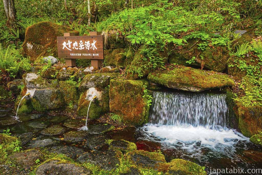 北海道 東川町 大雪旭岳源水公園を散策