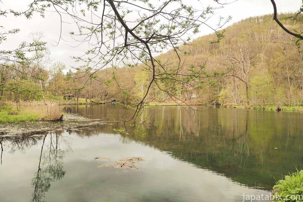北海道 富良野市 鳥沼公園