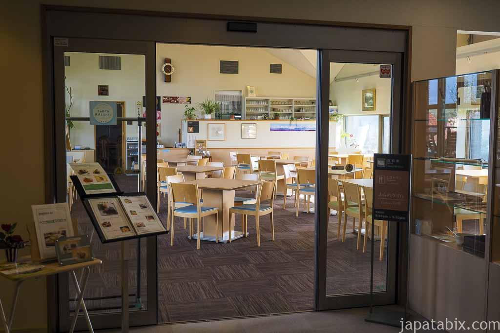 北海道 上富良野町 レストランふらのグリル