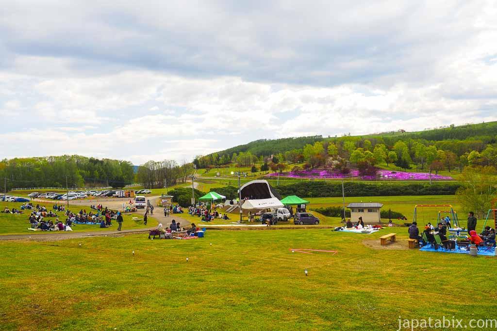 太陽の丘えんがる公園 野外ステージ