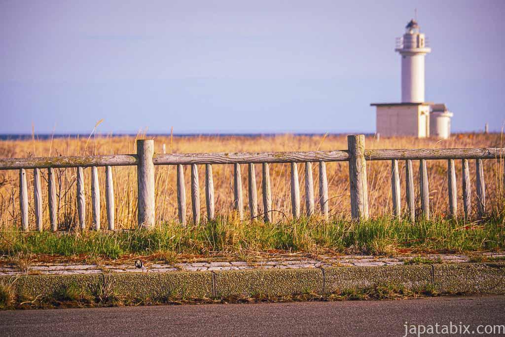 野付半島 野付崎灯台