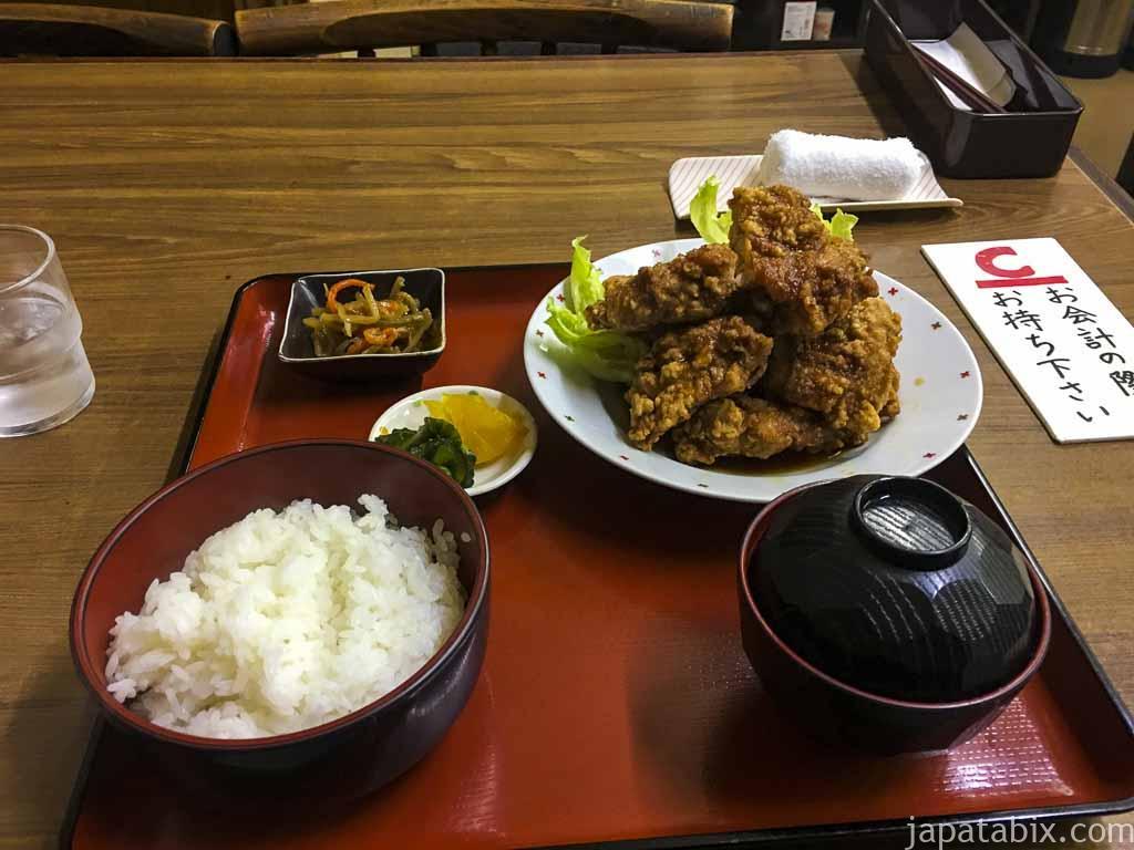 北海道釧路市 南蛮酊 ザンタレ