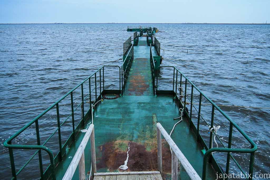 別海町観光船 船着き場