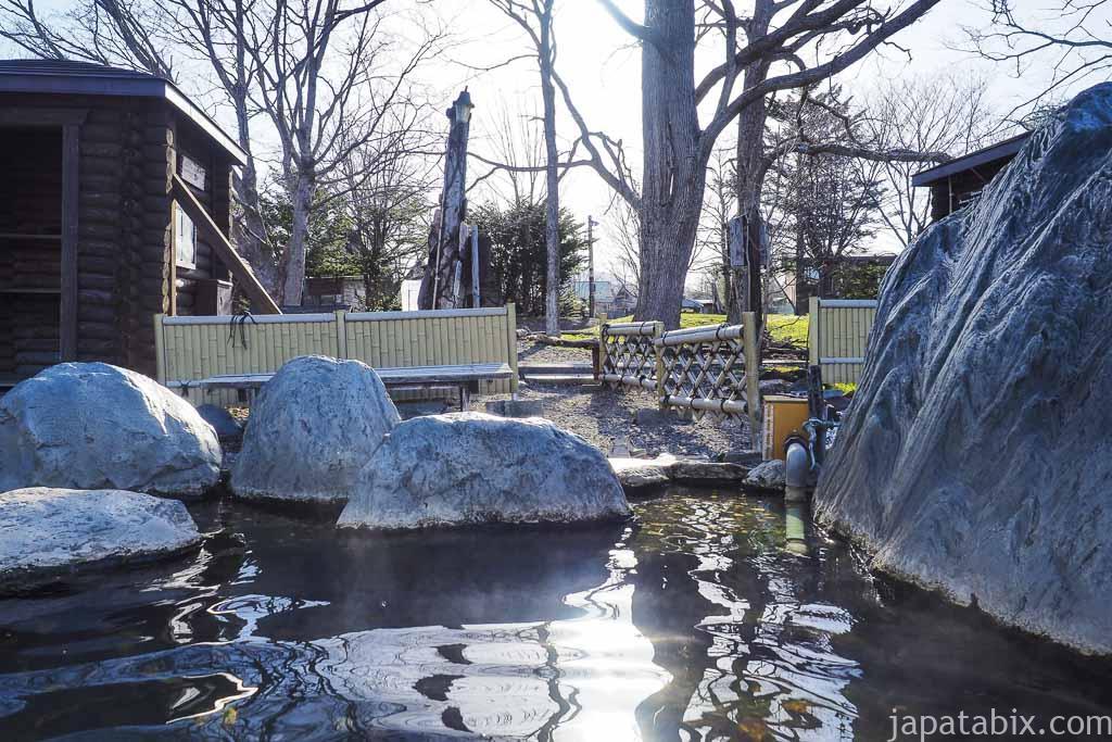 屈斜路湖 コタンの湯