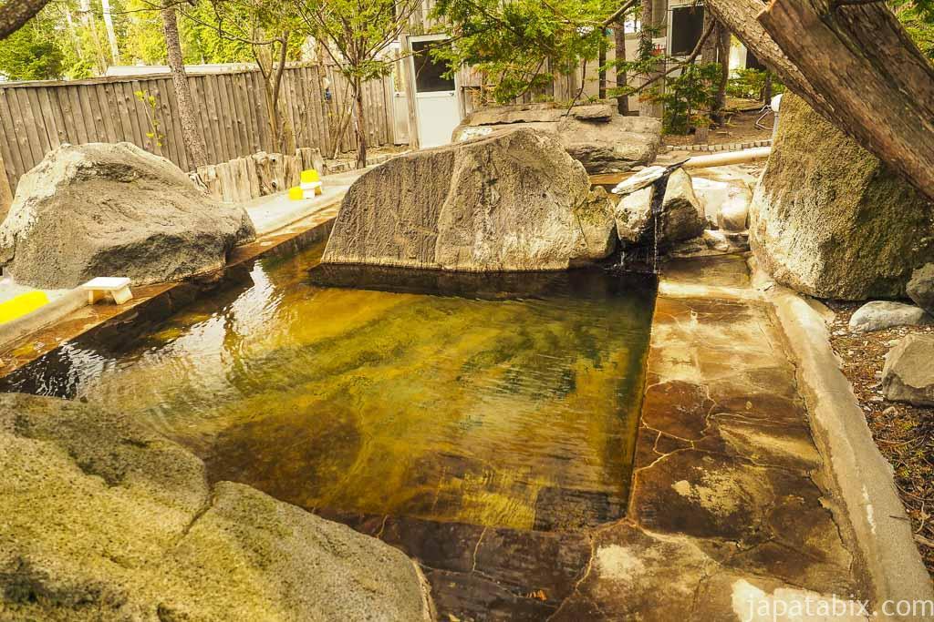 川湯温泉 ホテルパークウェイ 露天風呂
