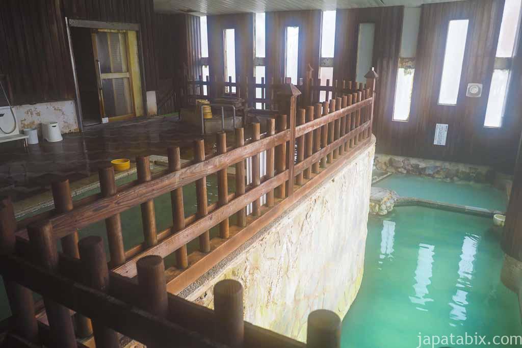 川湯温泉 欣㐂湯 釘が溶けるほどの酸性泉