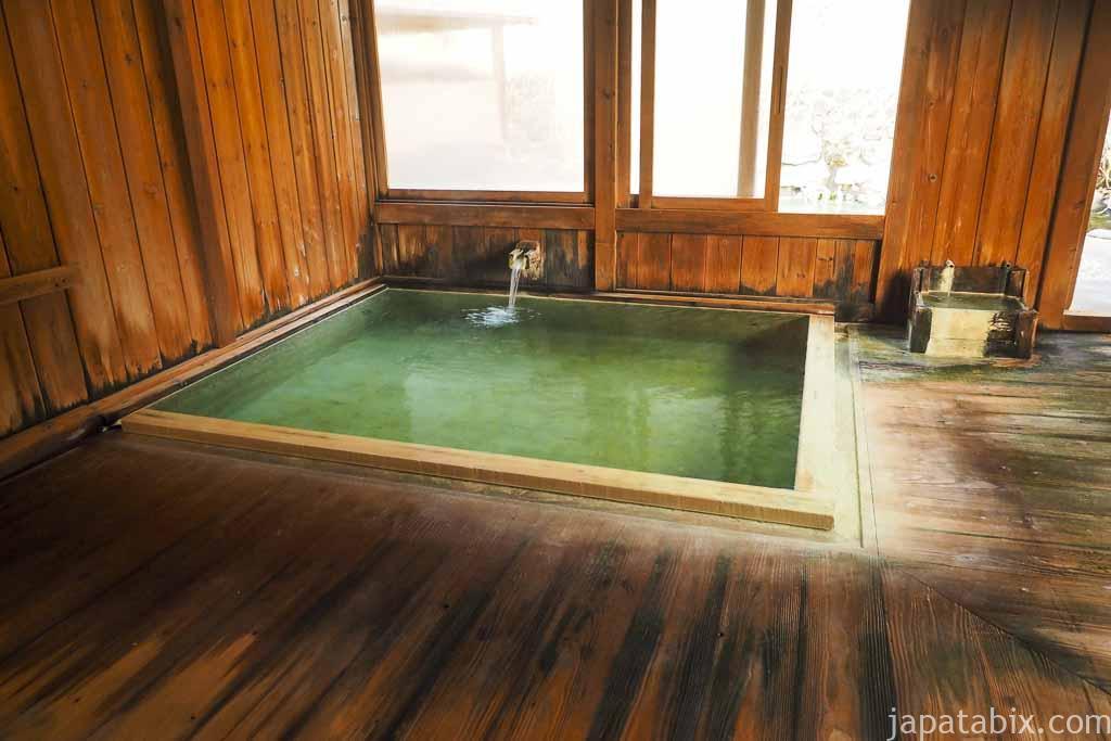 野中温泉 別館 内湯