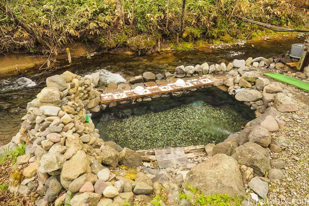 北海道中標津町 養老牛温泉 からまつの湯
