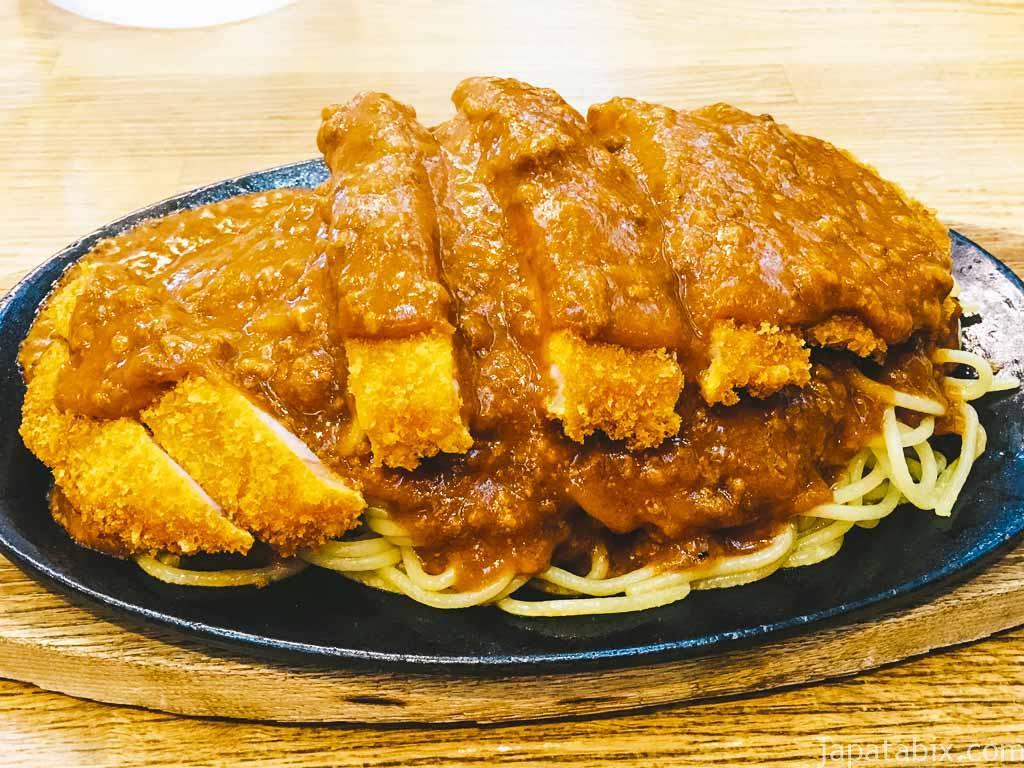 レストラン 泉屋 総本店 スパカツ
