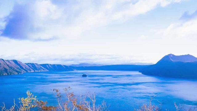 北海道弟子屈町 摩周湖