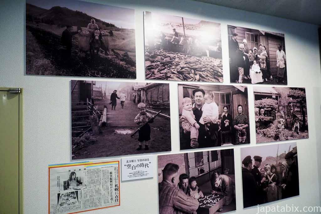 北方領土 占領当時の写真
