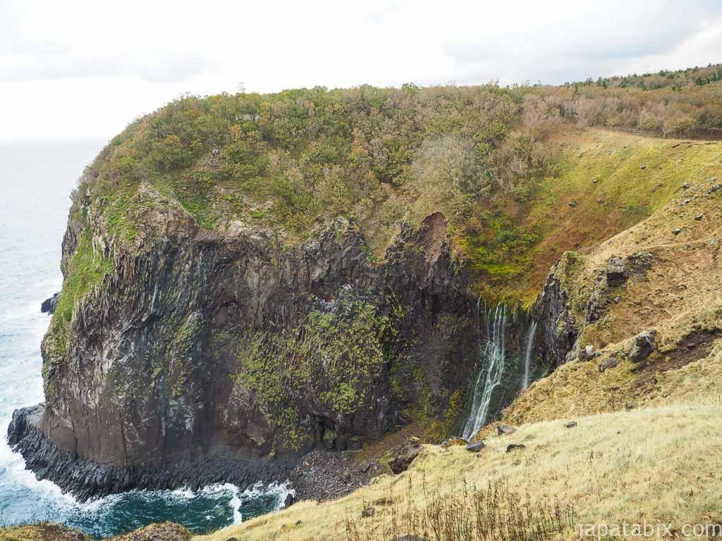 10月のフレぺの滝