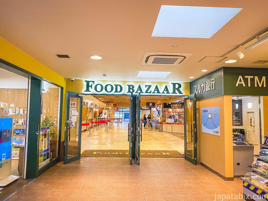御殿場プレミアムアウトレット EAST ZONE FOOD BAZAAR