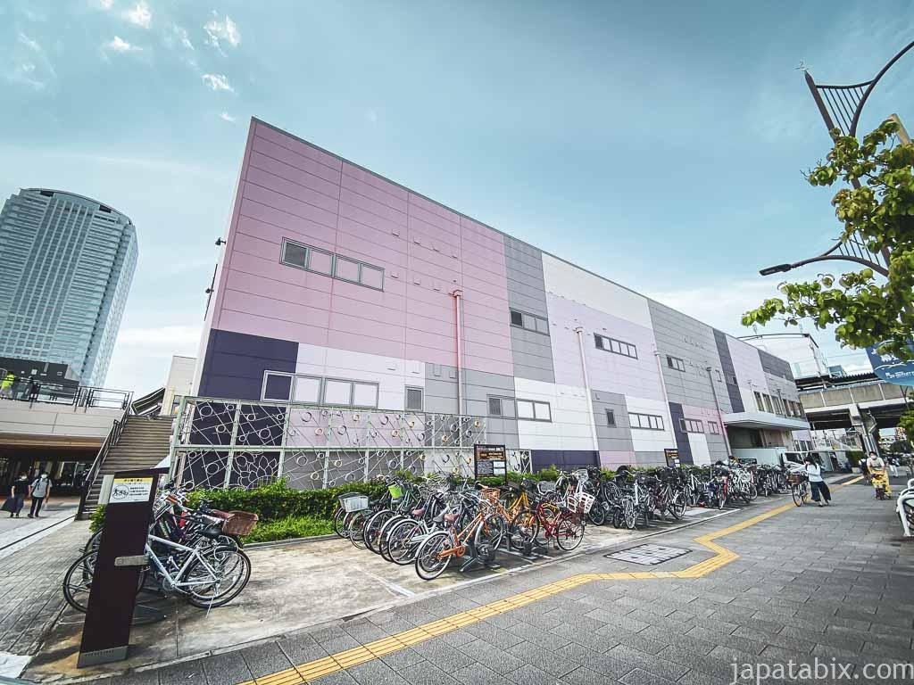 三井アウトレットパーク幕張 バイク置き場・駐輪場