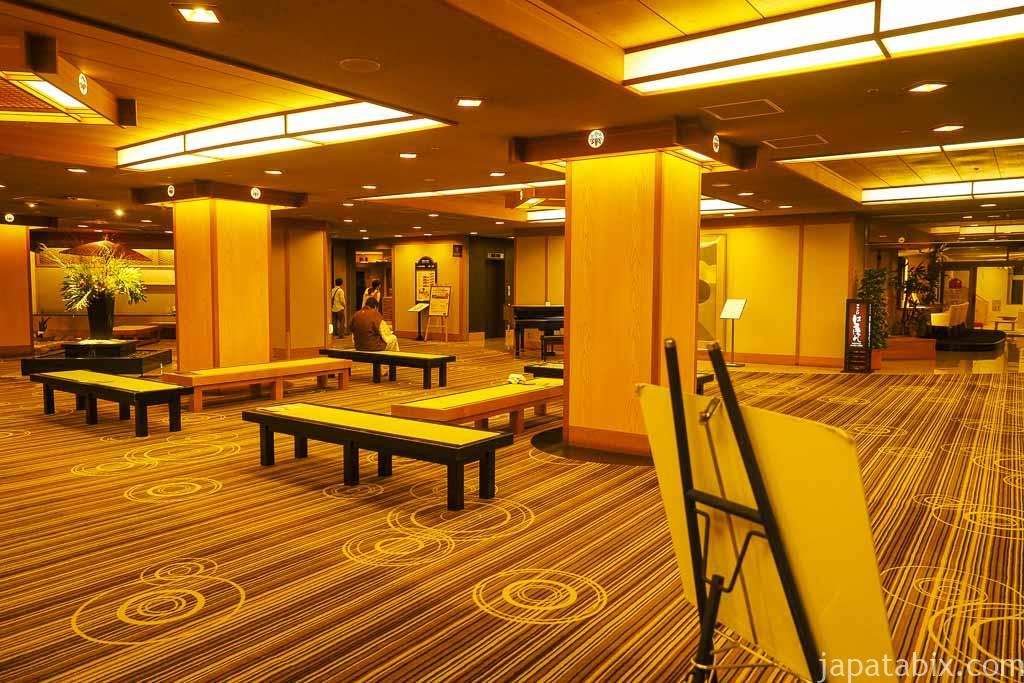 十勝川温泉 第一ホテル 豊洲亭 豆陽亭 館内