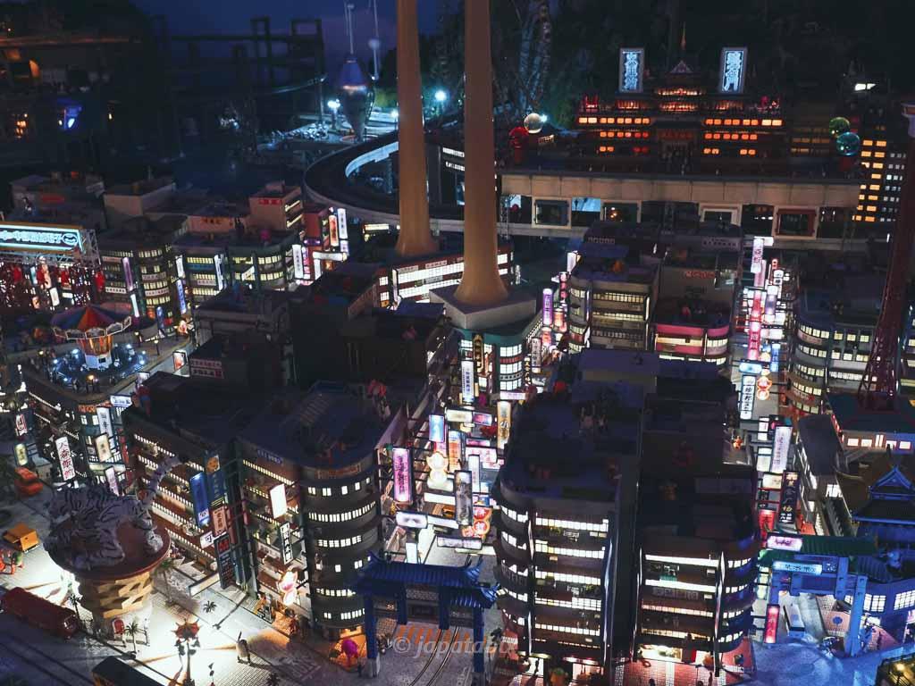 スモールワールズ東京 世界の街