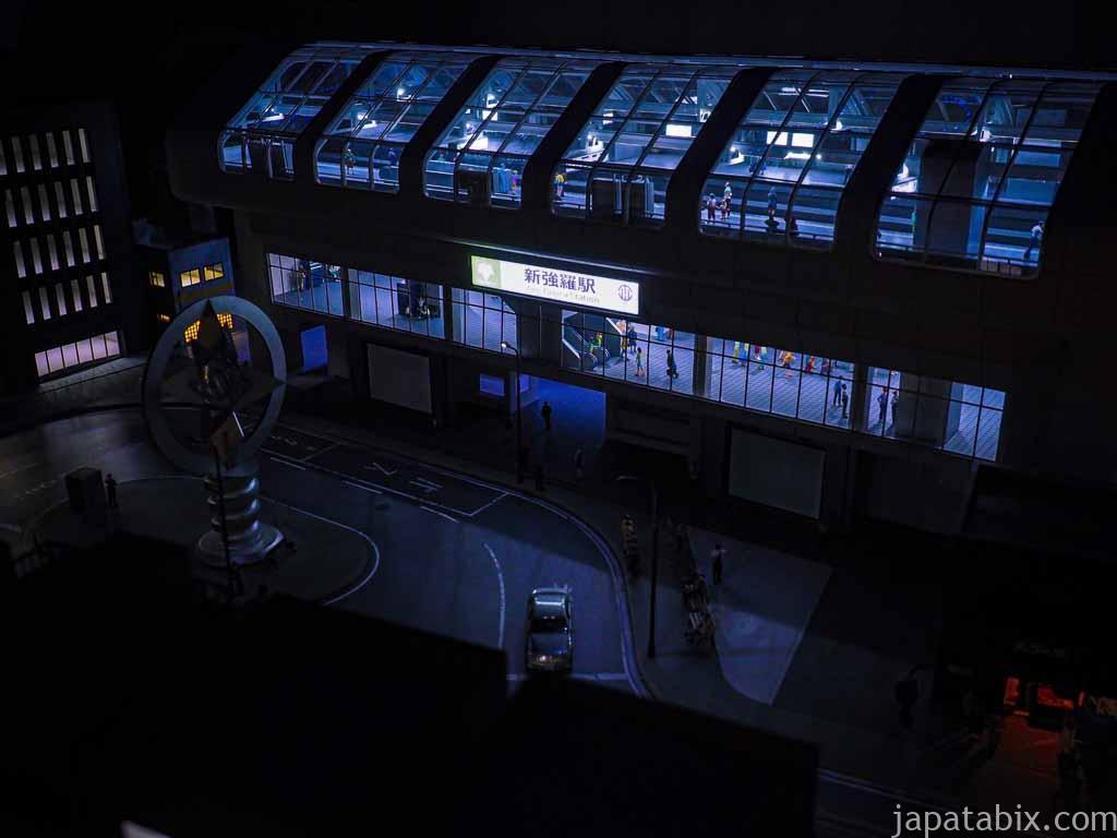 スモールワールズTOKYO 第3新東京市 新強羅駅
