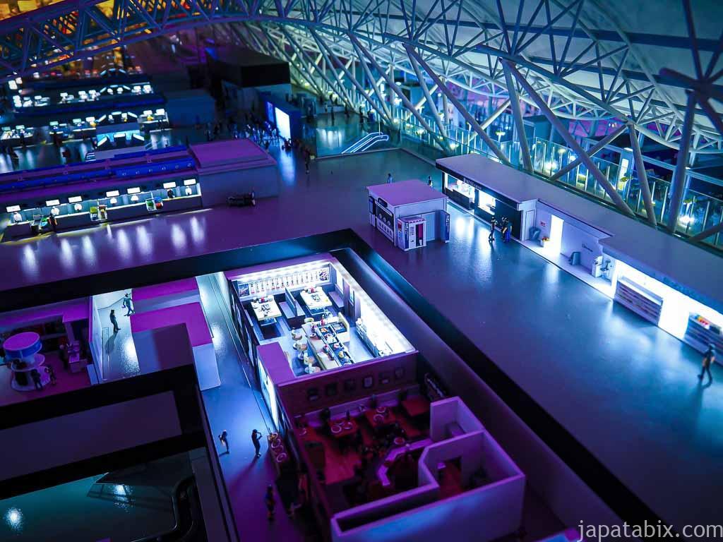スモールワールズTOKYO 関西国際空港 ターミナル