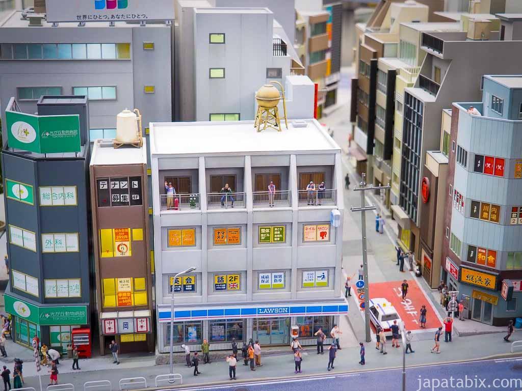 スモールワールズTOKYO 第3新東京市