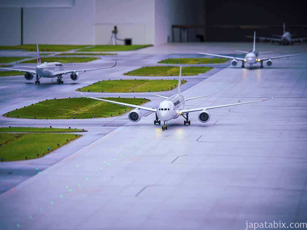 スモールワールズTOKYO 関西国際空港