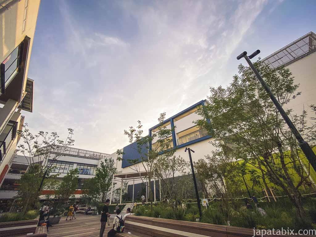 横浜ベイサイド セントラルパーク(ポップジェット)
