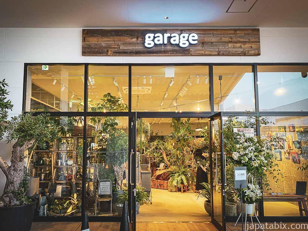 横浜ベイサイド garage