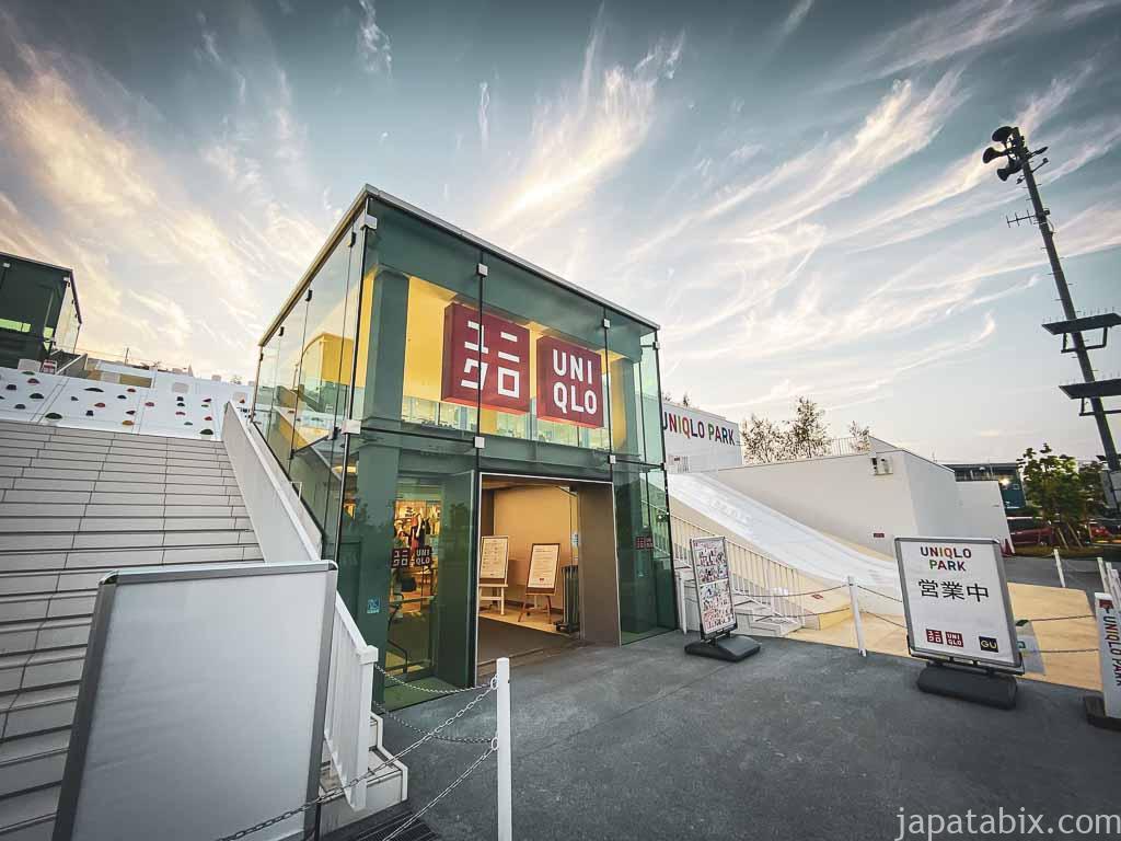 UNIQLO PARK 横浜ベイサイド店