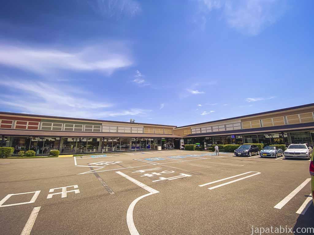 軽井沢プリンスショッピングプラザ 駐車場P2
