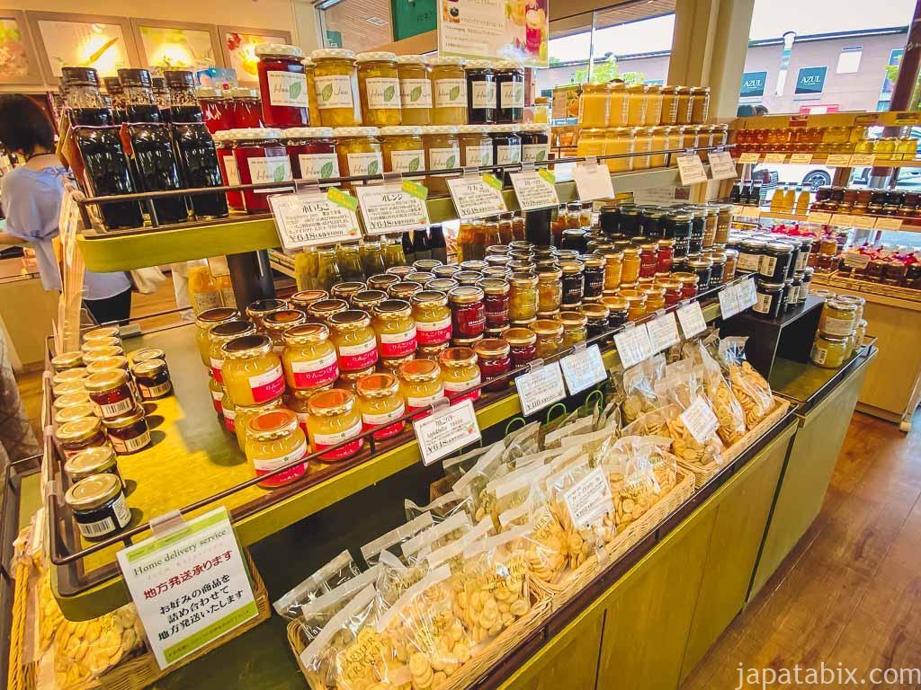 軽井沢プリンスショッピングプラザ ニューウエスト 軽井沢ファーマーズギフト