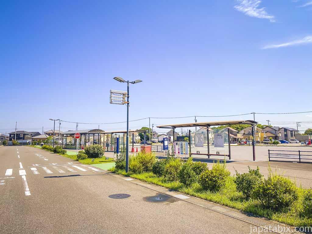 三井アウトレットパーク木更津 バス乗り場A