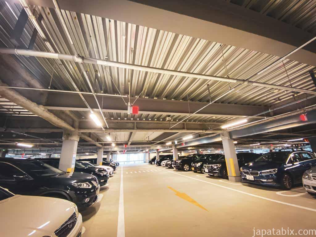 南町田グランベリーパーク 駐車場B