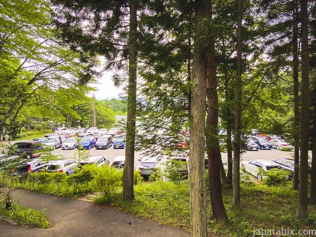 八ヶ岳リゾートアウトレット 駐車場 P5