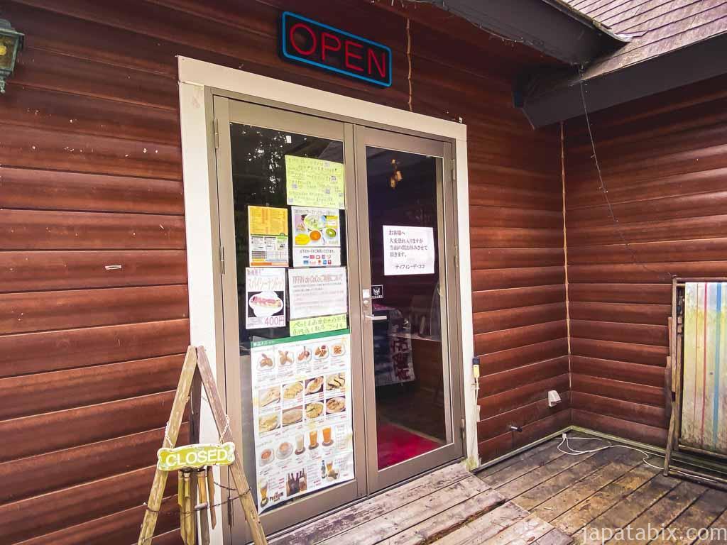 八ヶ岳リゾートアウトレット リゾートテラス ティフィン・デ・ココ