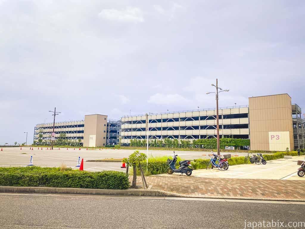 三井アウトレットパーク マリンピア神戸 駐車場 P3