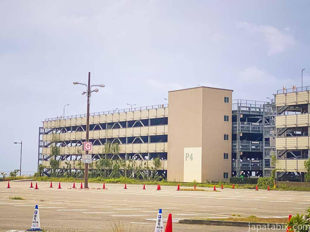 三井アウトレットパーク マリンピア神戸 駐車場 P4