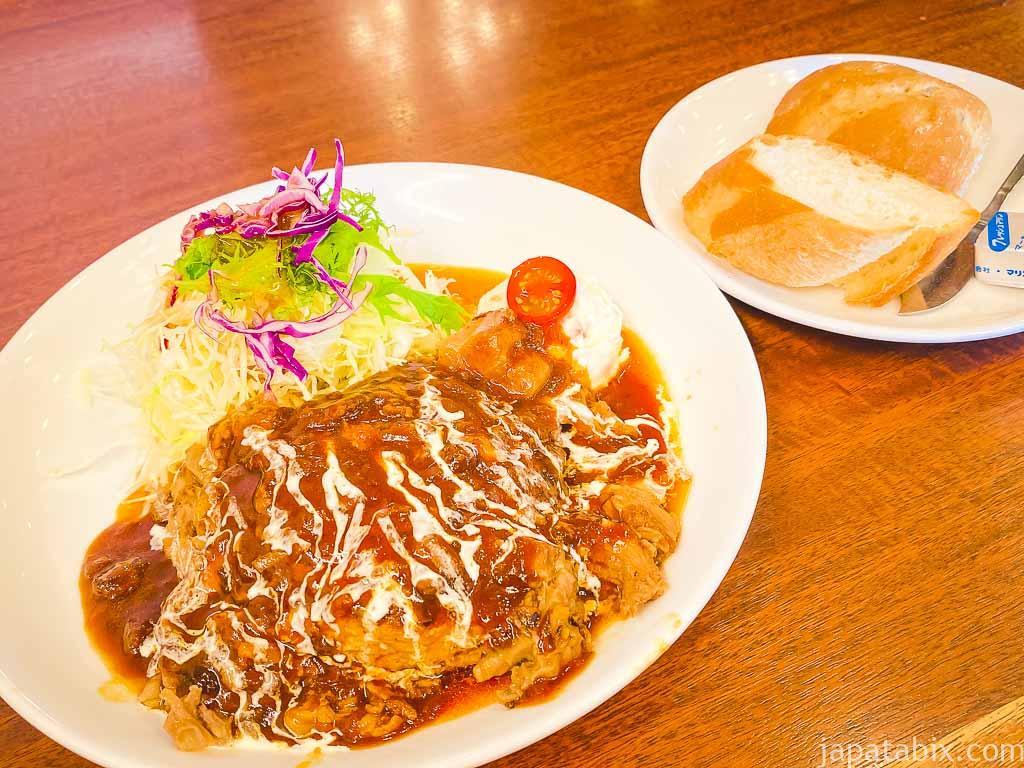 神戸洋食屋 どれみ軒 神戸ハンバーグ