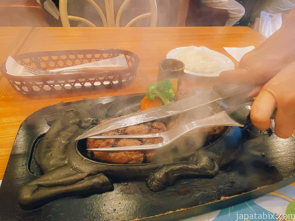 炭焼きレストラン さわやか げんこつハンバーグ