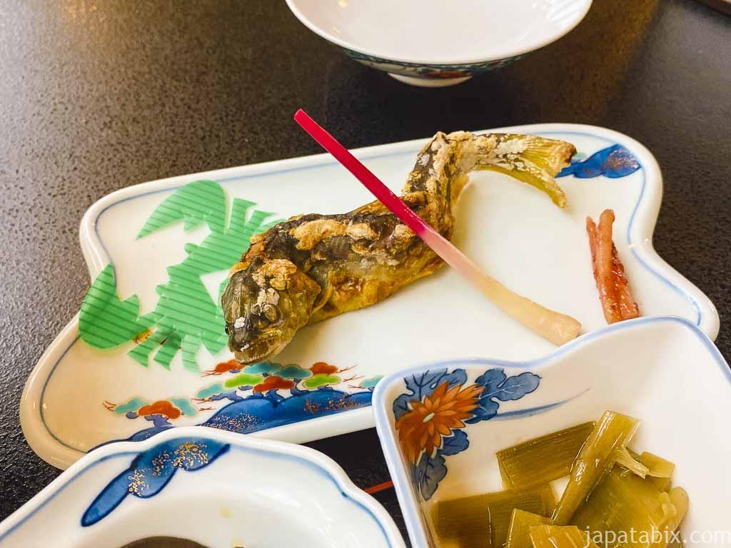 奥鬼怒温泉郷 加仁湯の夕食