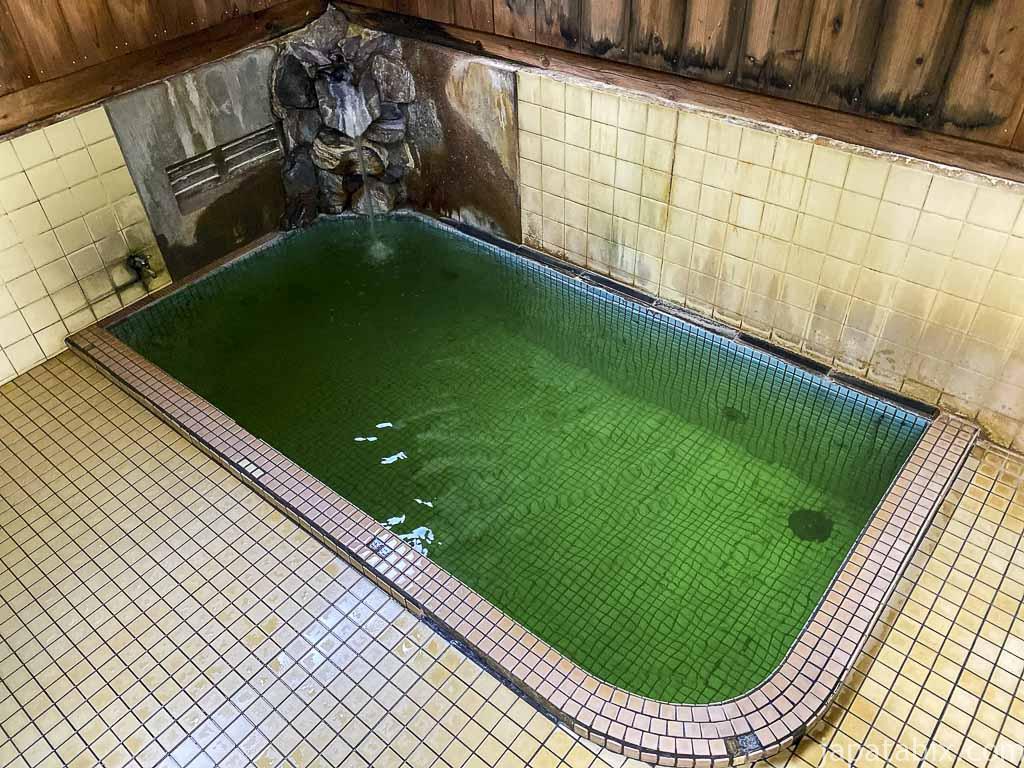 野沢温泉 外湯⑪ 滝の湯(たきのゆ)