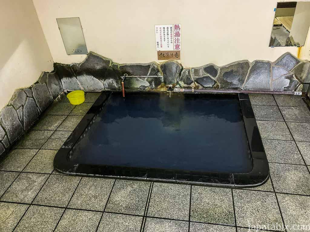 野沢温泉 外湯⑫ 麻釜の湯(あさがまのゆ)