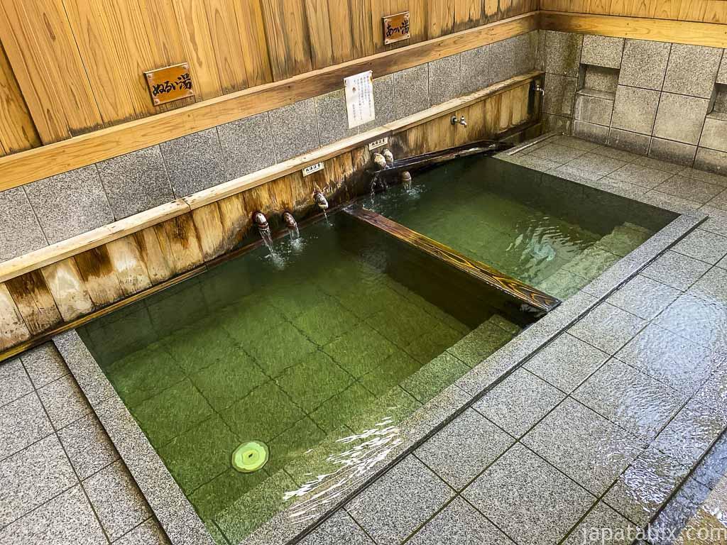 野沢温泉 外湯⑩ 熊の手洗湯(くまのてあらゆ)